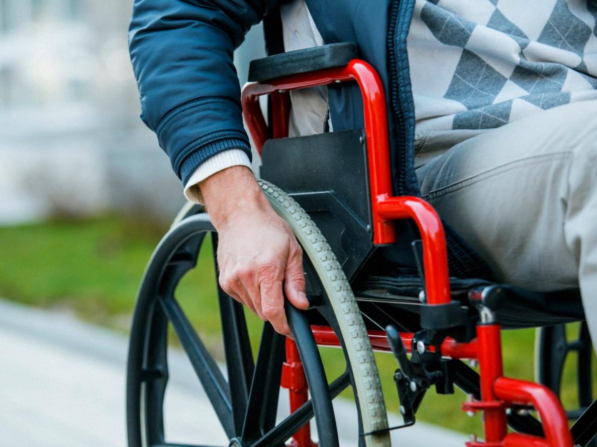 Финансовое возмещение инвалиду