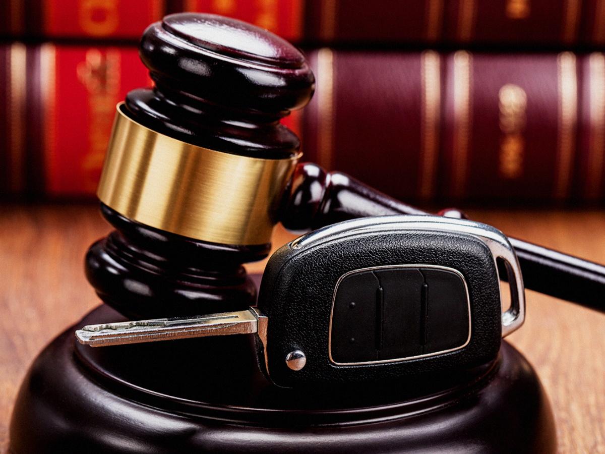 Лишить водительских прав