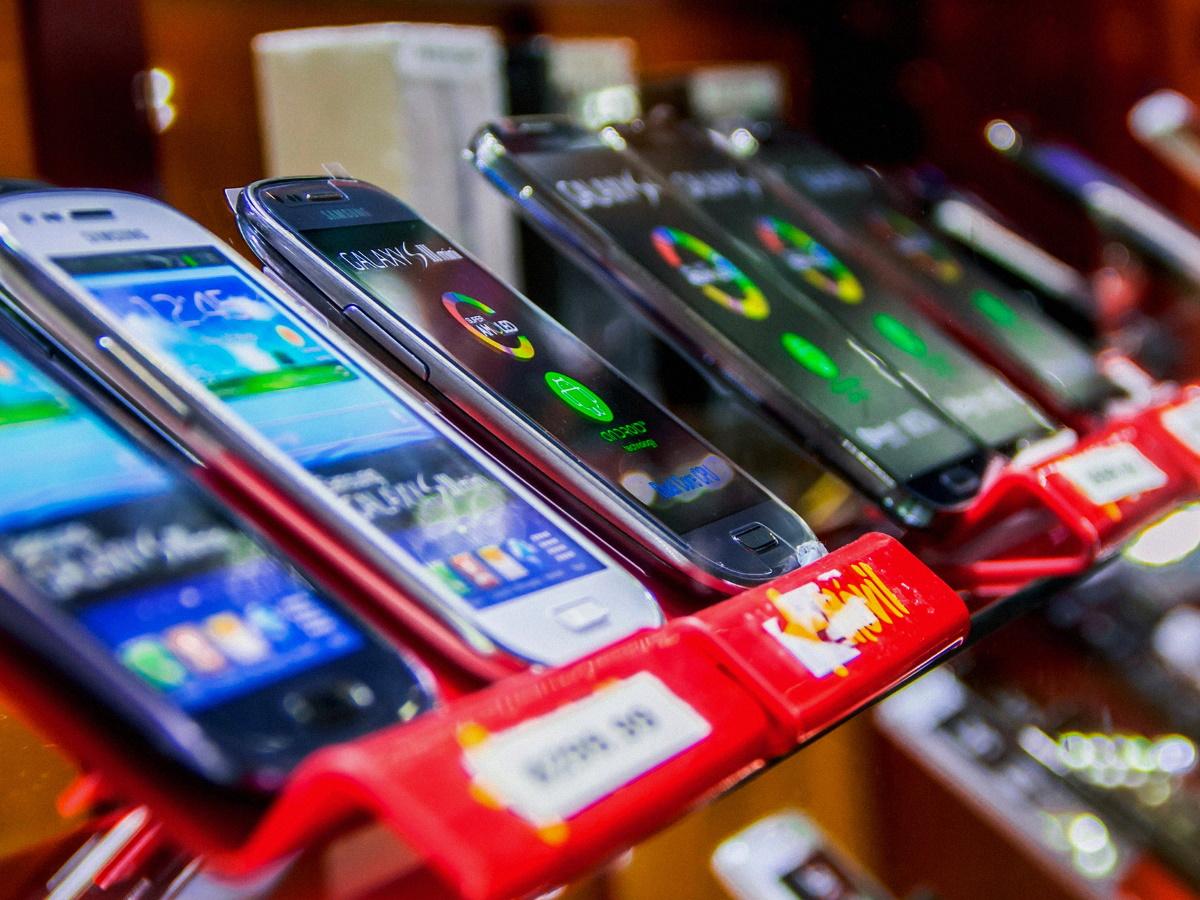 Магазины сотовой связи